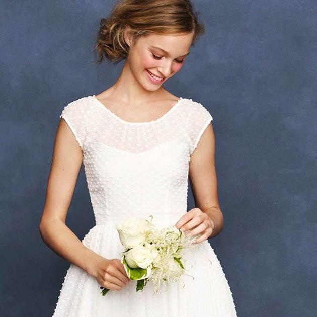 Vestidos de novia para abril
